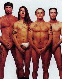 Listen to Red Hot Chili Peppers now on Rhapsody!
