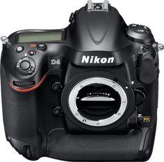 Un nouveau firmware pour le Nikon D4.