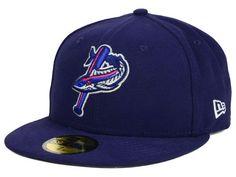 Pensacola Blue Wahoos New Era MiLB 59FIFTY Cap Hats