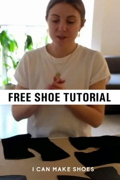 Make Your Own Shoes, How To Make Shoes, Crochet Shoes Pattern, Shoe Pattern, Homemade Shoes, Fairy Shoes, Barefoot Shoes, Free Tutorials, Free Shoes