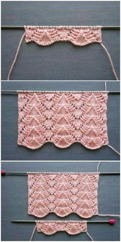 Modèle Modèle Tricoté Gilets Femme Modèle Tricoté The post Haroşalı çamlar örgü modeli bayan yelekleri örgü deseni appeared first on bébé. Knit Vest Pattern, Lace Knitting Patterns, Knitting Stiches, Easy Knitting, Knitting Designs, Knitting Projects, Crochet Stitches, Stitch Patterns, Knit Crochet