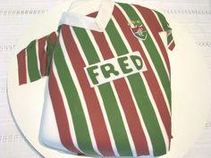 Bolo do Fluminense - Cake