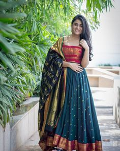 For the launch of my next venture:) Wearing: yy Dupatta by: Styled by: Clicked by: Candid Credits: 😁 Lehenga Choli Designs, Salwar Designs, Kurti Designs Party Wear, Saree Blouse Designs, Indian Designer Outfits, Indian Outfits, Designer Dresses, Long Gown Dress, Anarkali Dress