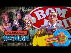 Propagandas Antigas - Nostalgia - YouTube