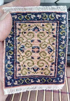 carpetsandmore | Dollhouse hand knotted silk carpets