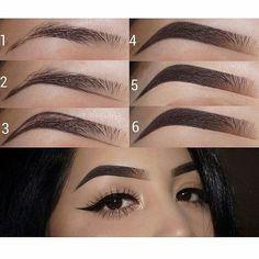 Eyebrow tutorials - - Eyebrow tutorials Beauty Makeup Hacks Ideas Wedding Makeup Looks for Women Makeup Tips Prom Makeup ideas. Eyebrow Makeup Tips, Makeup 101, Skin Makeup, Makeup Inspo, Eyeshadow Makeup, Beauty Makeup, Makeup Looks, Makeup Ideas, Makeup Eyebrows