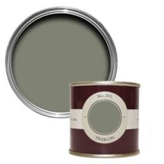 Farrow And Ball Paint, Farrow Ball, Wall Colors, Paint Colors, House Colors, Paint Stain, Kitchen Paint, Wall Treatments, Fabric Wallpaper