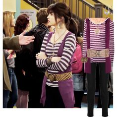 alex russo outfit