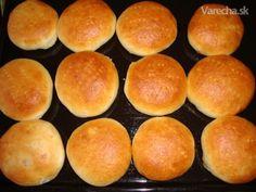 Kapustníky (fotorecept) - recept | Varecha.sk Hamburger, Bread, Food, Basket, Brot, Essen, Baking, Burgers, Meals