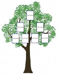59 Best Family Tree Ideas Images On Pinterest Crafts For Kids