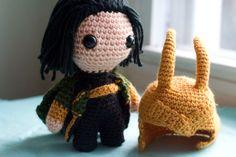 Loki от FuwaFuwaStudio crochet inspiration