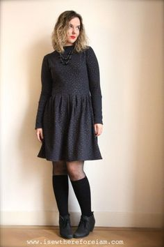 A Gable Dress, made
