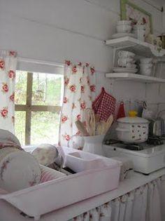 Little cottage kitchen,  charming