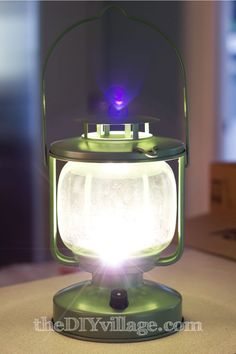 This is the best thing ever.  I'm thinking of so many different styles of lantern, candle holder, oil lamp, etc to use with this hack.  -A  |  IKEA Hackers: MÖRKT Tea Light Lantern Goes LED