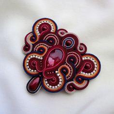 Aurus soutache jewelry