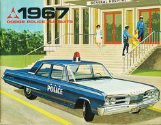 Call The Cops – American Police Car Brochures