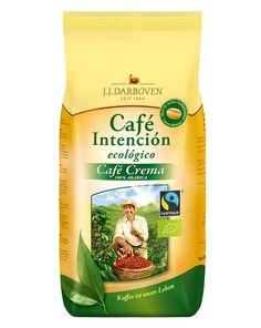 Cafe Intencion Ecologico Cafe Crema 1000 g Bohne | online kaufen bei Gourvita