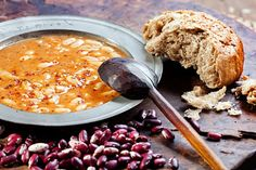 Our white bean chili satisfies your craving for chili, but cuts out all of the unhealthy ingredients found in many chili recipes.