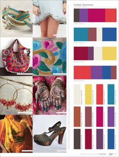 Style Right Womenswear Trendbook - S/S 2014