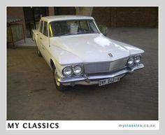 1961 DODGE LANCER  classic car