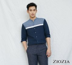 Kim Soo-Hyun looks INCREDIBLE in the latest shots featuring ZioZia's 2017 S& Collection. Asian Actors, Korean Actors, Smart Casual, Men Casual, My Love From Another Star, Korean Fashion, Mens Fashion, Hallyu Star, Stylish Mens Outfits
