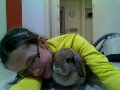 Vivinka and me