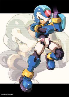 Megaman Model X by ultimatemaverickx.deviantart.com on @deviantART