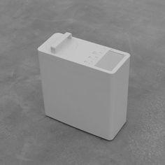 Hybrid Humidifier Client: MUJI GoodDesignAward in 2008