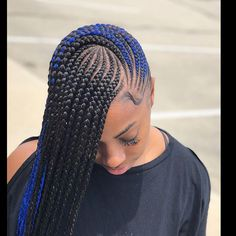 56 Dope Box Braids Hairstyles to Try - Hairstyles Trends Box Braids Hairstyles, Crochet Braids Hairstyles For Kids, Lemonade Braids Hairstyles, Black Girl Braids, Braided Hairstyles For Black Women, Braids For Black Hair, My Hairstyle, Girls Braids, Little Girl Hairstyles