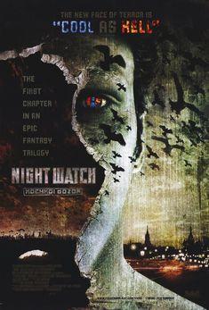 "Director Timur Bekmambetov's Russian language vampire action film ""Night Watch""(available w/English subtitles)."