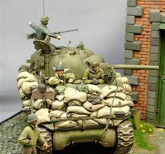 Dioramas Militares (la guerra a escala). - Página 22 - ForoCoches                                                                                                                                                                                 Más