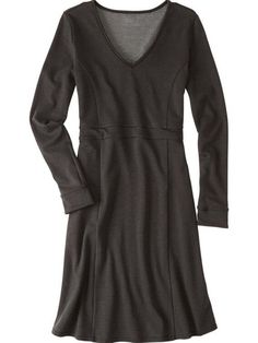 Tomboy Long Sleeve Dress $89