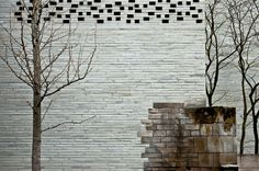 Kolumba Museum in Cologne, Germany by Peter Zumthor