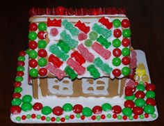 12 Days of Christmas: Gingerbread Houses   Sparkles and Shoes
