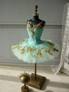 A miniature tutu handmade/ Miniature Ballet Costume/'Don Quixote' The Queen of the Dryads