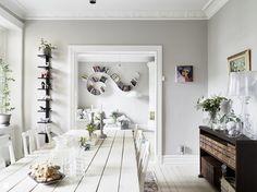 Jadalnia styl Skandynawski - zdjęcie od MartaWieclawDesign - Jadalnia - Styl Skandynawski - MartaWieclawDesign