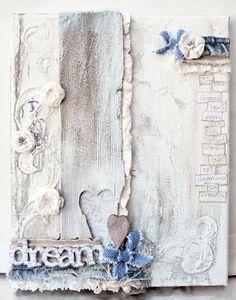 Dream canvas - Scrapbook.com