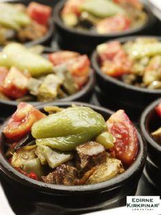 Edirne mutfağı genellikle Osmanlı saray mutfağının lezzetlerini yansıtan bir…