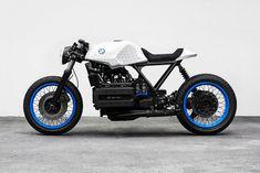 Stunning Custom BMW K101 Gatermann – Fubiz Media