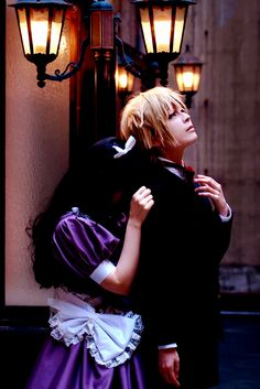 Chloe's Requiem Cosplay Michel and Chloe