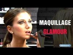 ▶ Comment faire un maquillage glamour - YouTube