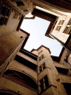 Explore the traboules of Lyon
