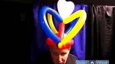 balloon hats - YouTube