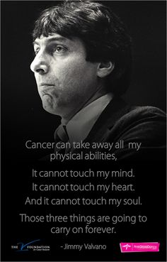 ABCD: After Breast Cancer Diagnosis. FREE mentoring provided by survivors, co-survivors, and volunteers. Bold Words, Wise Words, Jim Valvano, Motivational Quotes, Inspirational Quotes, Cancer Quotes, Childhood Cancer, Love You Forever, Quotes About Strength