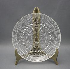 Pieni lautanen, Kastehelmi, Oiva Toikka Decorative Plates, Design, Home Decor, Decoration Home, Room Decor, Interior Decorating