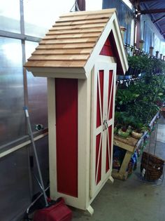 Small Garden Shed Love   Just Picture Ideas