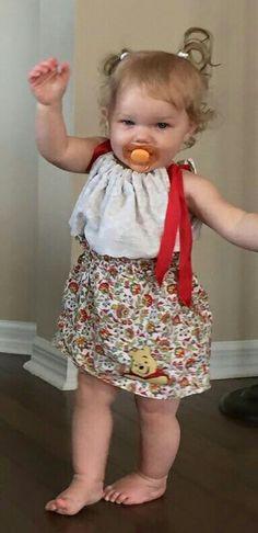 Winnie Pooh girl
