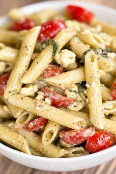 Greek Pasta SaladReally nice recipes. Every hour.Show me what  Mein Blog: Alles rund um die Themen Genuss & Geschmack  Kochen Backen Braten Vorspeisen Hauptgerichte und Desserts