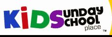 Kids Sunday School Place is your source for fresh, creative Children's Ministry resources, Sunday school lessons for children, Bible crafts, activities, object lessons, stories, skits, games, songs & much more. Teaching Sunday school is now more fun than ever!
