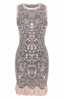 I REALLY love this Alexander McQueen dress...if only I had $1,760.00 lying around and an occasion to wear it...a girl can dream....